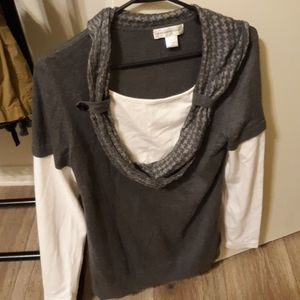 Tops - Womens long sleeve blouse